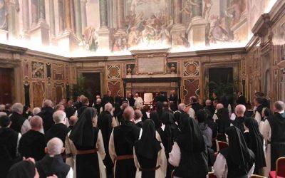 Mensaje del Papa Francisco a la Orden