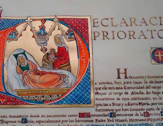 Declaracion Abadia