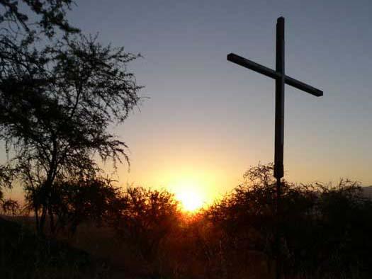 Cruz cerro